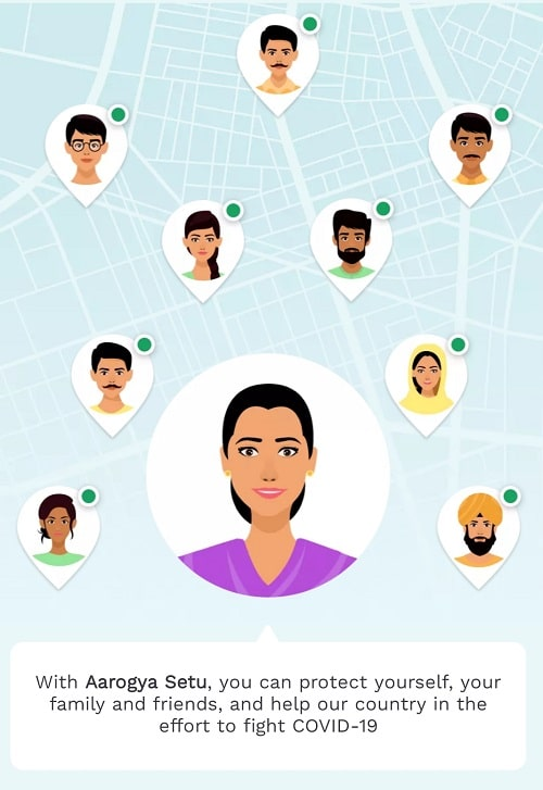 Arogya Setu App Screenshots (1)