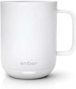 Ember Temperature Control Smart Mug gift for mens Best Electronic Gadgets For Men