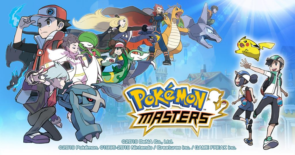 top 10 high graphics games for android Pokémon Masters