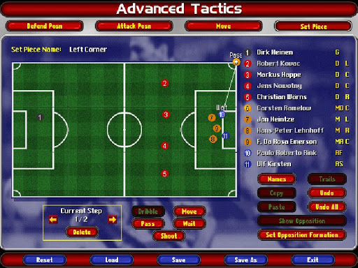 best graphics mobile gameSoccer Manager 2