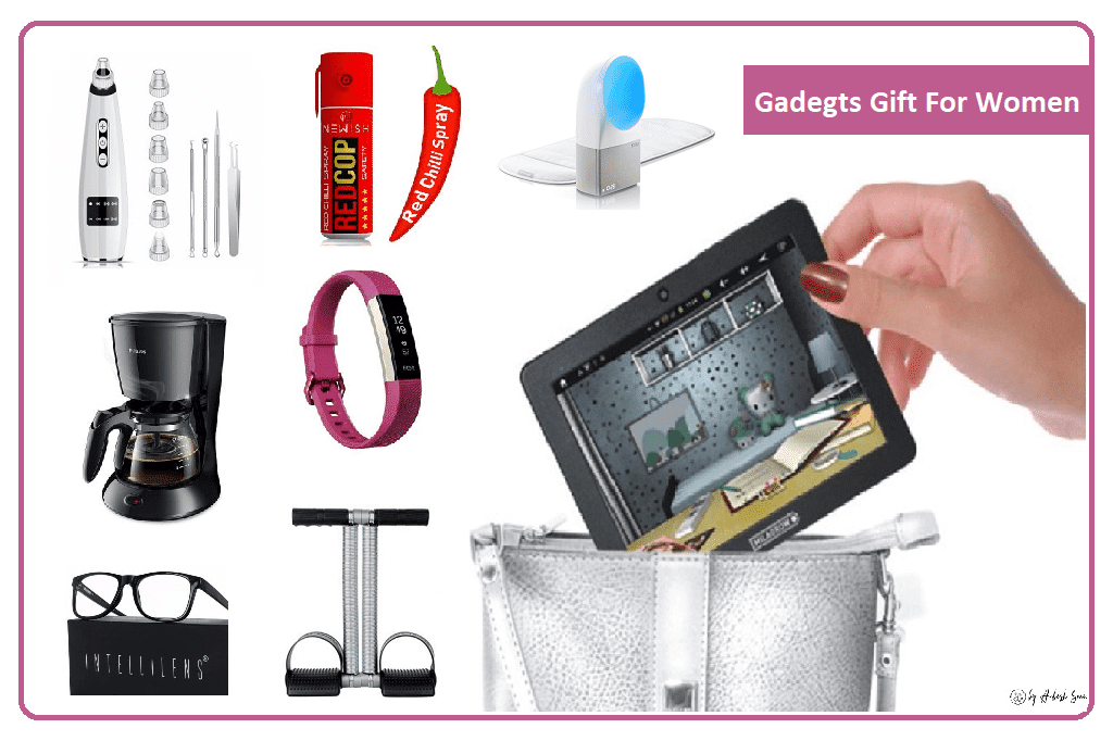 10 Best Gadgets Gifts For Women in India (Tech Gift)