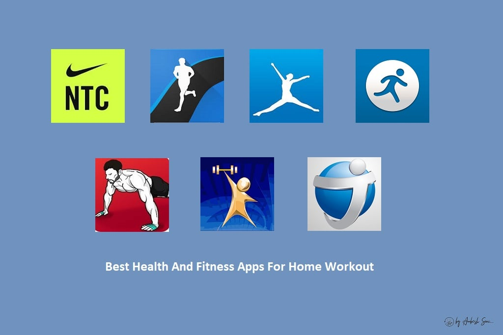 15 Best Home Work Out Apps for Smartphones [Download Free]