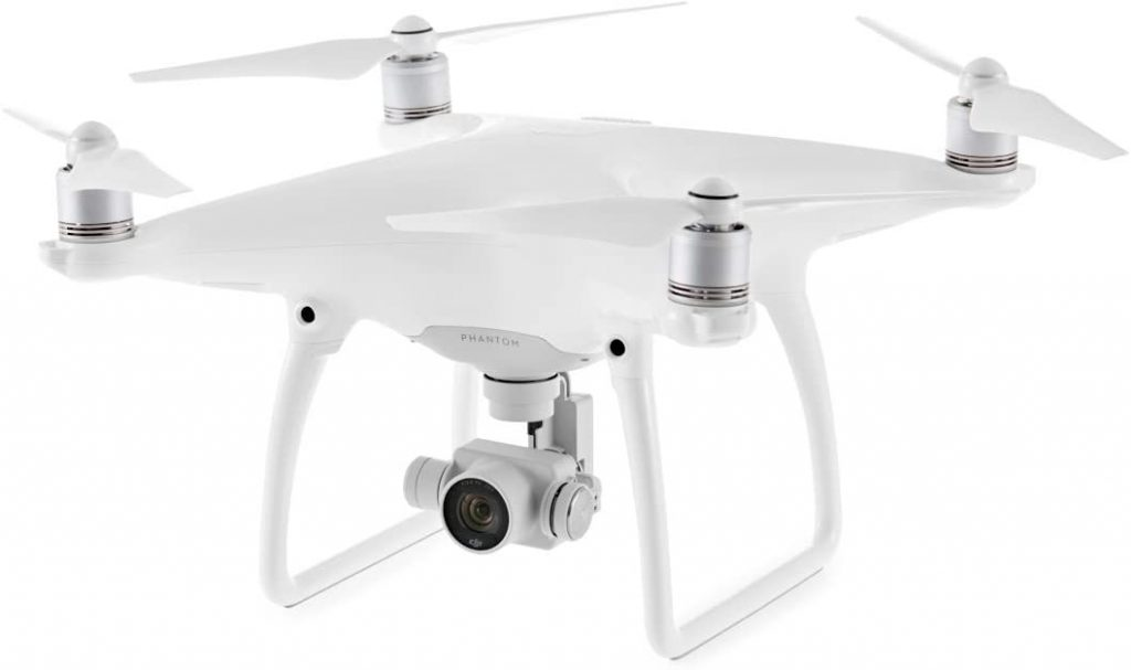 10. DJI Phantom 4 Drone for vloggers and bloggers