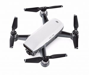 3. Best drone for travel in india DJI Spark Fly Selfie