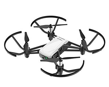 5. DJI Tello Drone for beginners photography and videos
