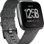 Fitbit Versa Health and Fitness best Smartwatch for men and women