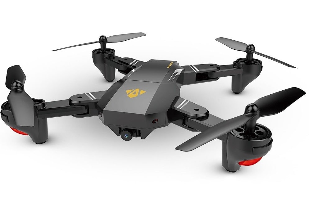 6. IZI Advance Quadcopter drone for travel photos and videos