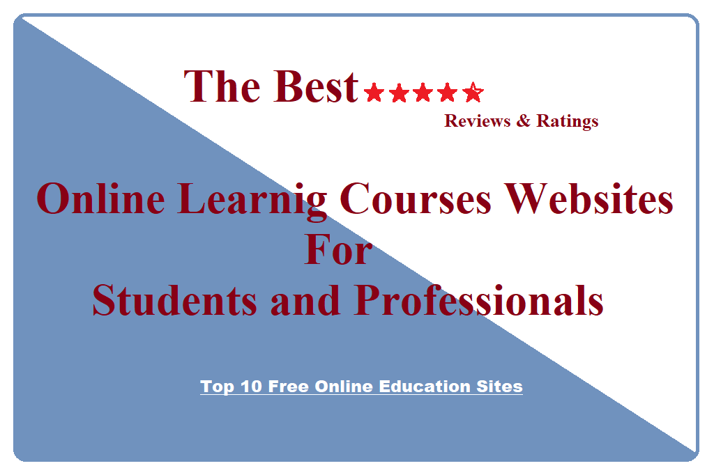 online education websites in India