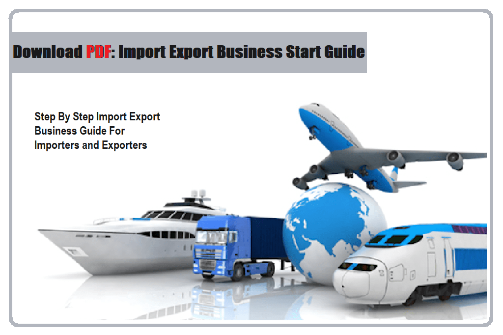 how to start import export business in india Guide-min