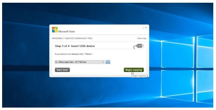 Method7 If you insert the USB Drive / how to install microsoft office iso file on windows 7