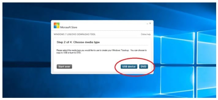 Method6 Windows USB/DVD Download Tool / how to install iso file on windows 10