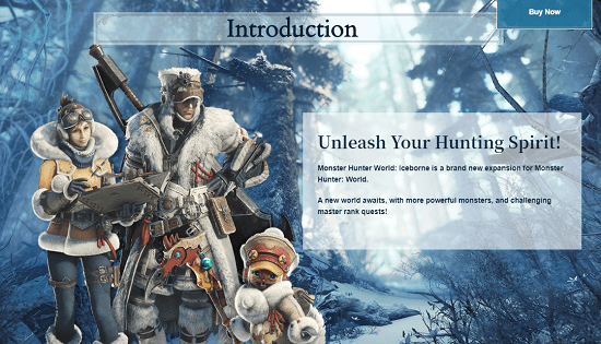 15. Monster Hunter World: Iceborne