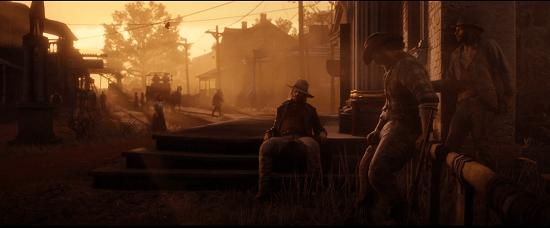3. Red Dead Redemption 2 best video game