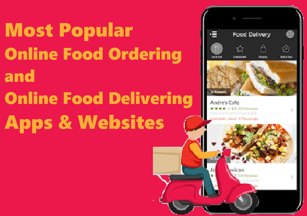 20 Best Online Food Ordering Websites And Food Delivery Apps In India