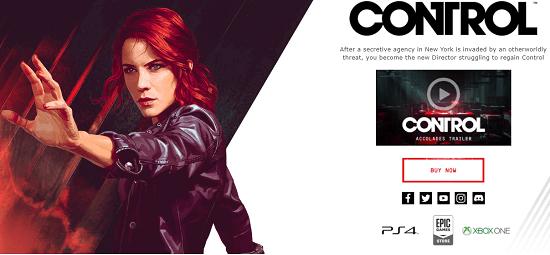 12. Control PC Game