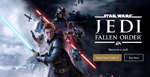 14. Star Wars Jedi: Fallen Order Free PC Game