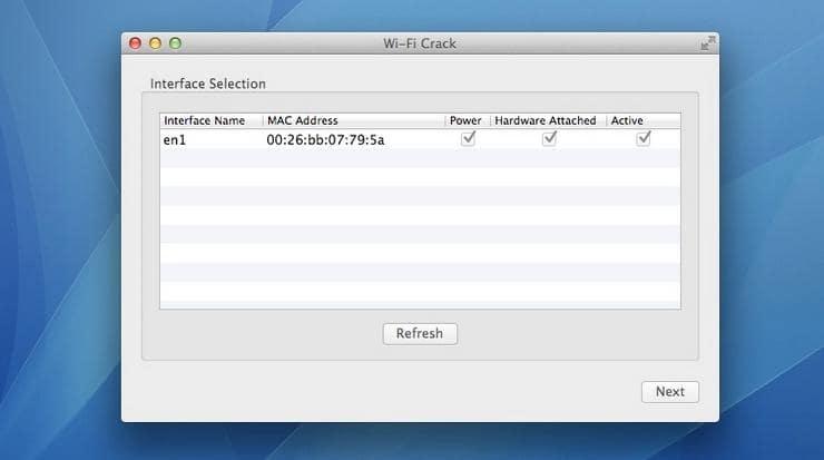 wifi password hacker software mac  aircrack-ng mac