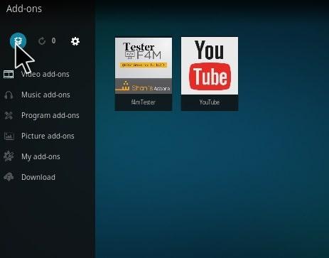 Step9-Install Teevie Live TV Add-on Kodi 17.1 Krypton