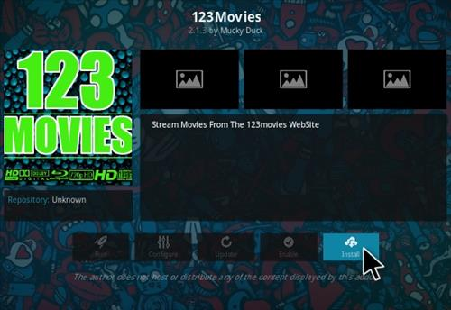 Step28-Final point to install 123movies