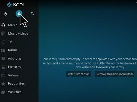 Step1-Install Teevie Live TV Add on Kodi 17.1Krypton