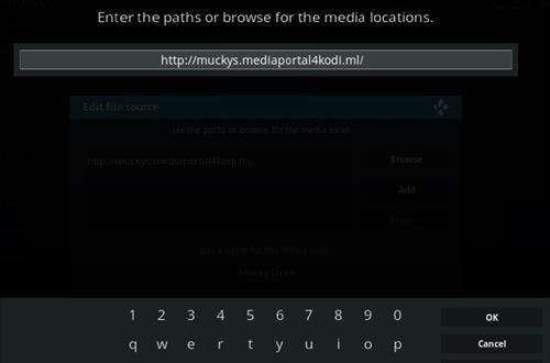 Step5-Install Teevie Live TV Add-on Kodi17.1 Krypton