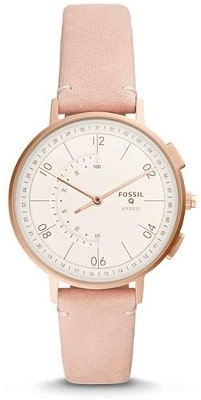 Fossil Q harper hides smart hybrid watch