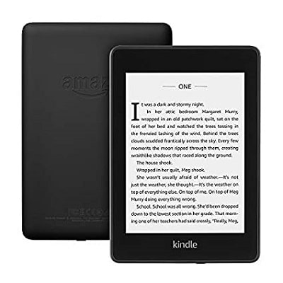 Kindle Paperwhite tech gifts for women