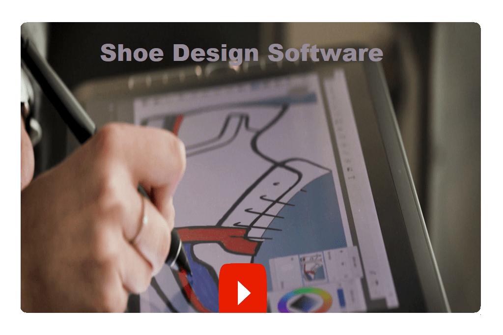 ShoeMaster Design Software For Shoes Pattern Making