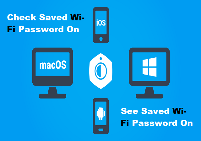How To See WiFi Password On Android, iOS Mobiles and Windows, macOS Laptops