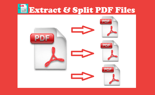 Split PDF Pages Online With PDFBear for Free
