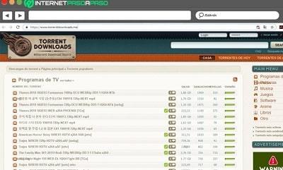 9. TorrentDownloads – torrent websites in india