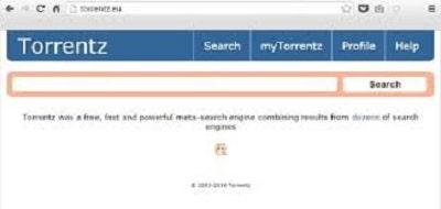 5. Torrentsz2 – top torrenting sites