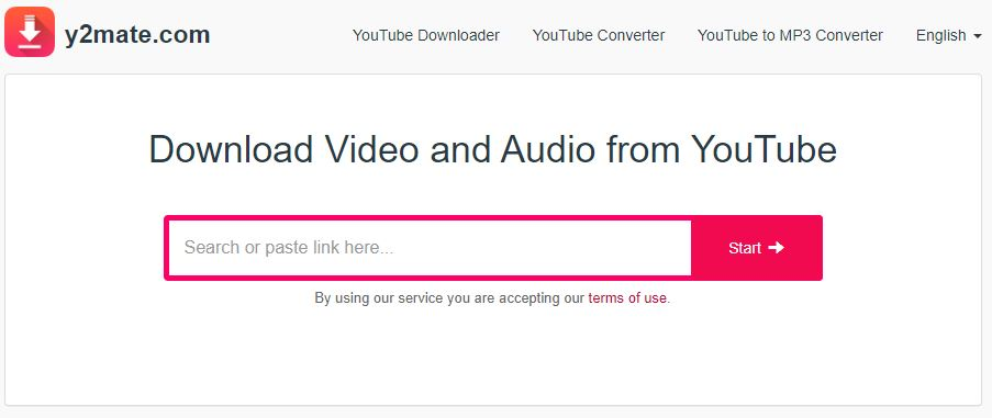 ymate youtube downloader