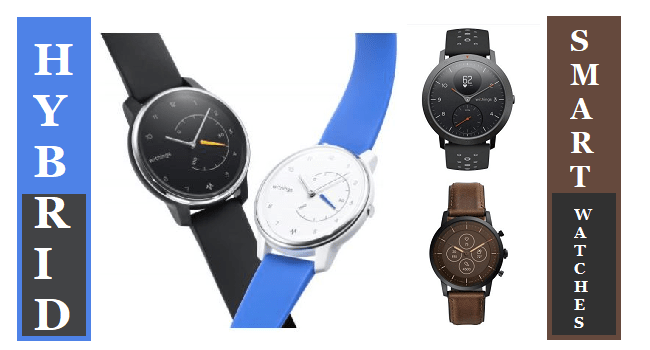 Top 5 Best Hybrid Smartwatches For You