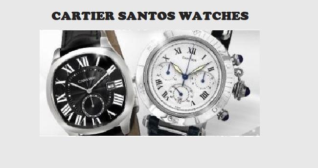 Cartier Santos: Uncompromisingly Exquisite Timepiece