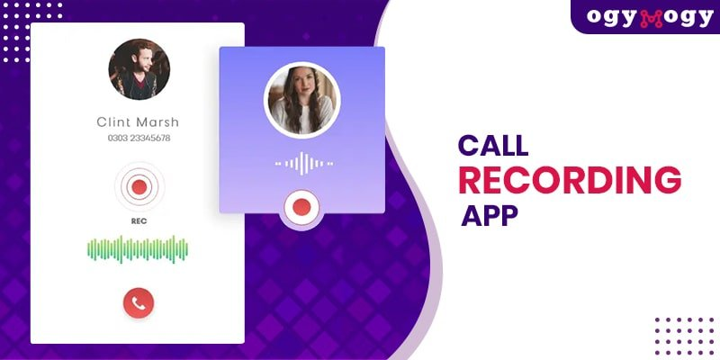Ogymogy call recording app