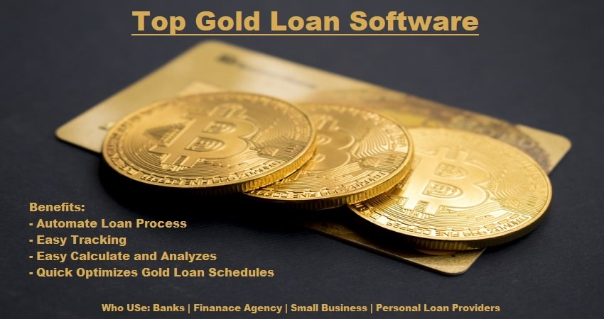 Free Gold Loan Software India