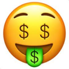 Money Mouth Face Emoji