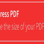 Free PDF Compression