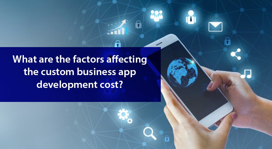 What Factors Contribute To The Cost of a Custom Business App Development?