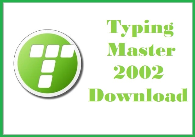 Typing Master 2002 Download eTaleTeller
