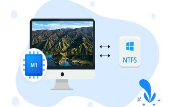 Use iBoysoft NTFS for Mac