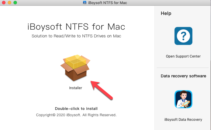 iBoysoft NTFS for Mac in App Store